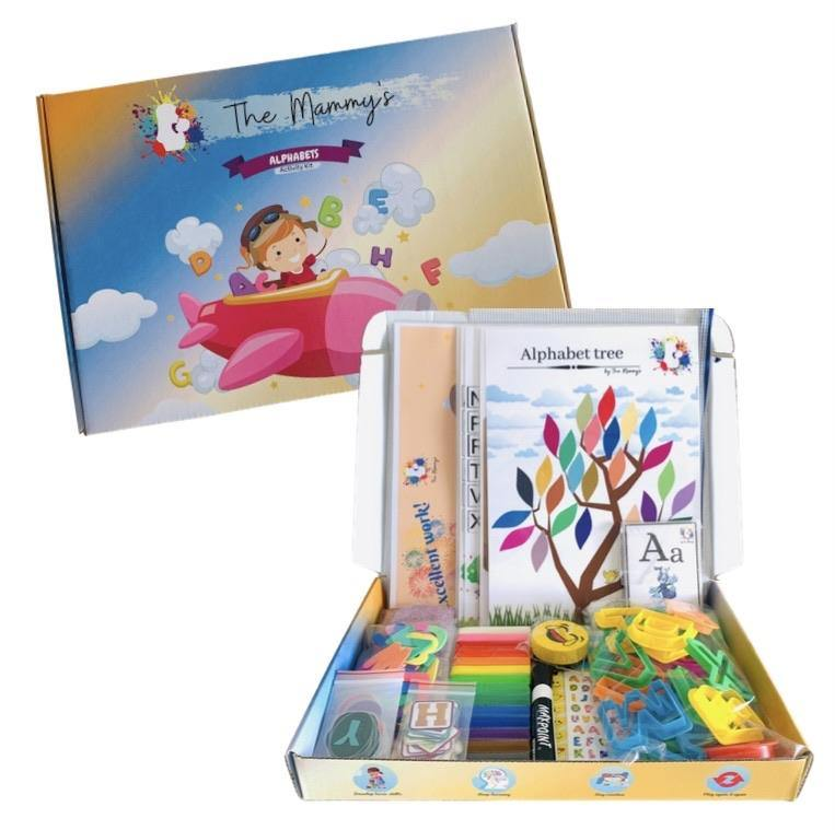 Alphabets activity kit - for The little learners -