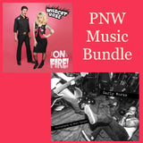 Wildcat Rose EP & Mari Tamura Photography Book - PNW Music Bundle