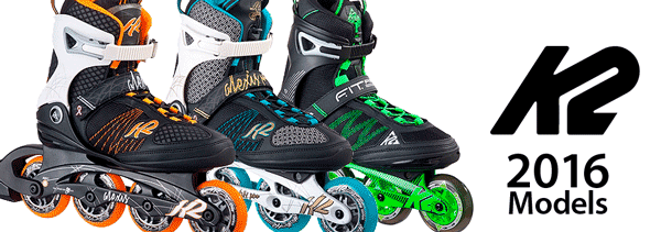 K2 inline skates 2016 models arrived at Skateline Singapore