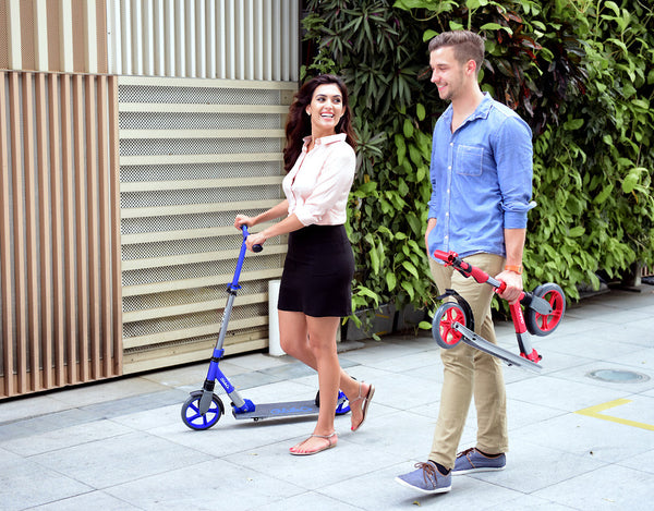 glideco cruiser kick scooter