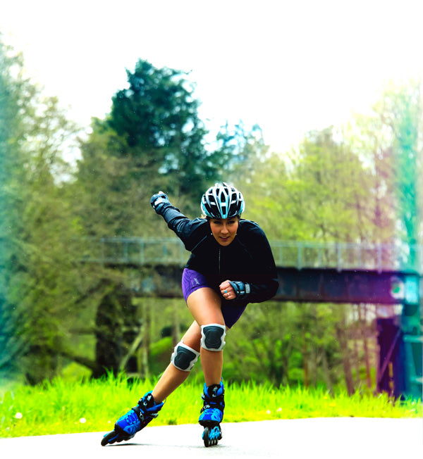 K2 cross training inline skates
