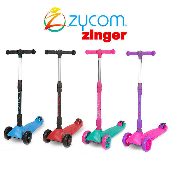 zycom zinger kick scooter