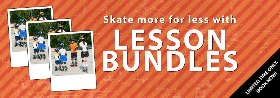 30% off Plus 3 Free Accessories for K2 VO2 inline skates