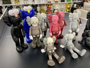 KAWS OPEN EDITION COMPANION DISSECTED BFF HOLIDAY STARTER PACK LOT KAWSONE