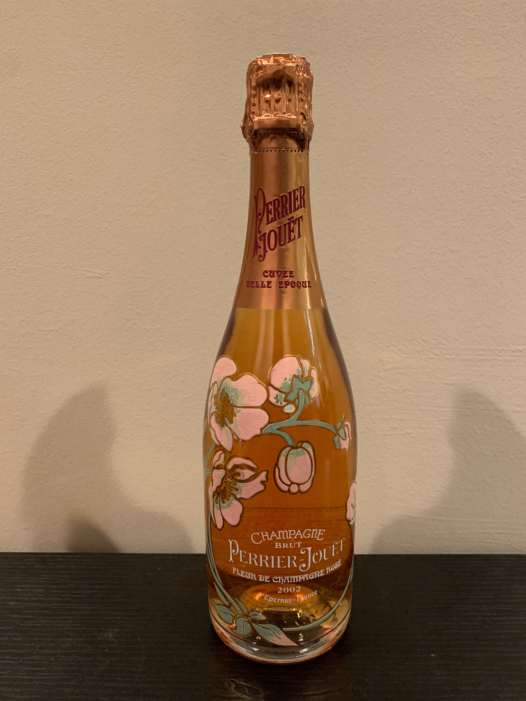 2002 PERRIER JOUET ROSE! LOS ANGELES PICK UP ONLY!