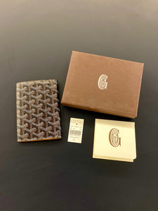 GOYARD PASSPORT HOLDER