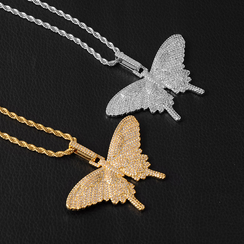 Butterfly Wings Necklace