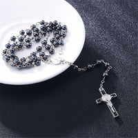 6mm  Rosary Long Chain