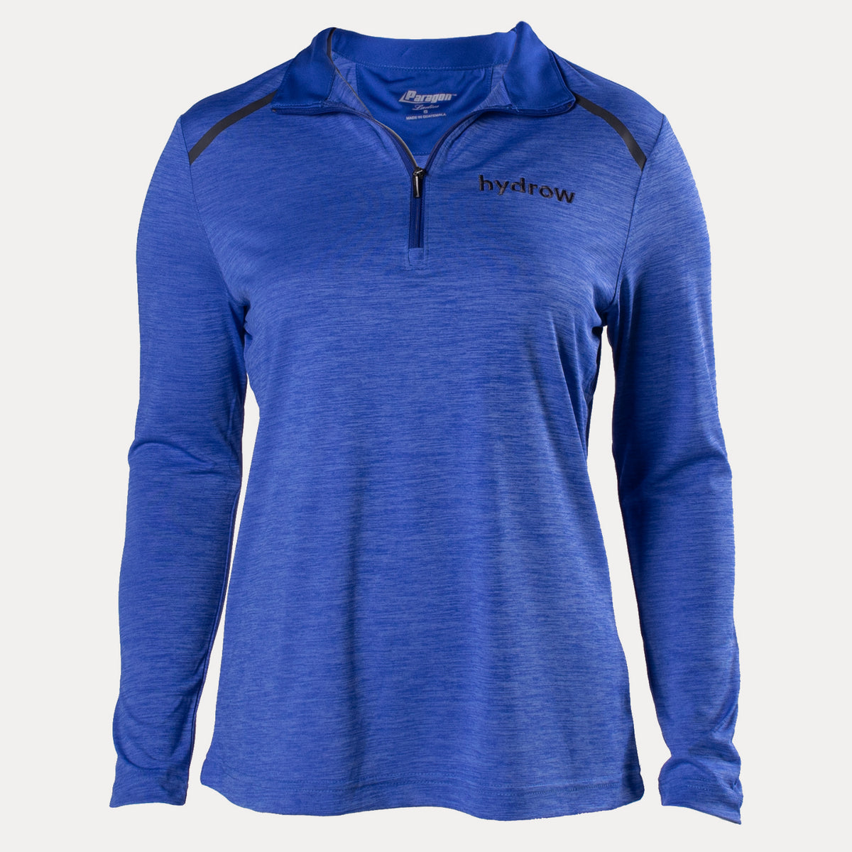 Hydrow Linear Logo Paragon Performance 1/4 Zip Pullover - Ladies