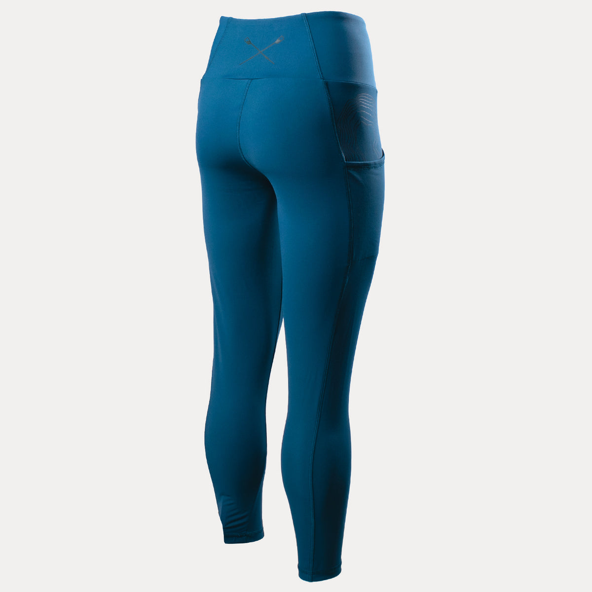 Women's Angle Pocket Leggings