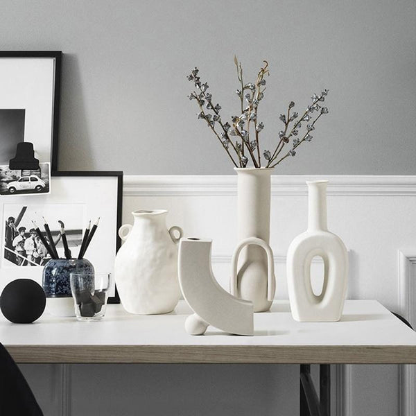 AvaBellucci™ Handmade Nordic 'Ava' Vase Collection