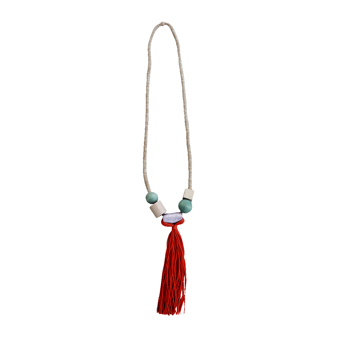 Elsa Tassel Necklace