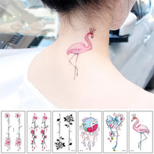Load image into Gallery viewer, Mixed Fake Tattoo Set- 10pcs