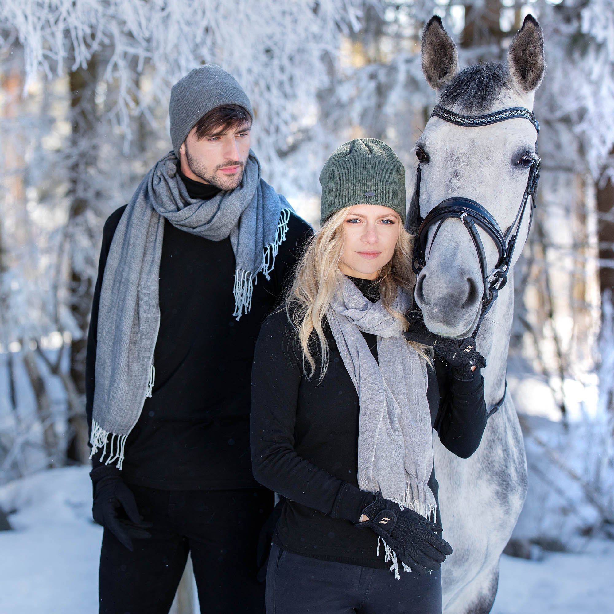 Scarf - Back on Track Sverige (5300123631771)