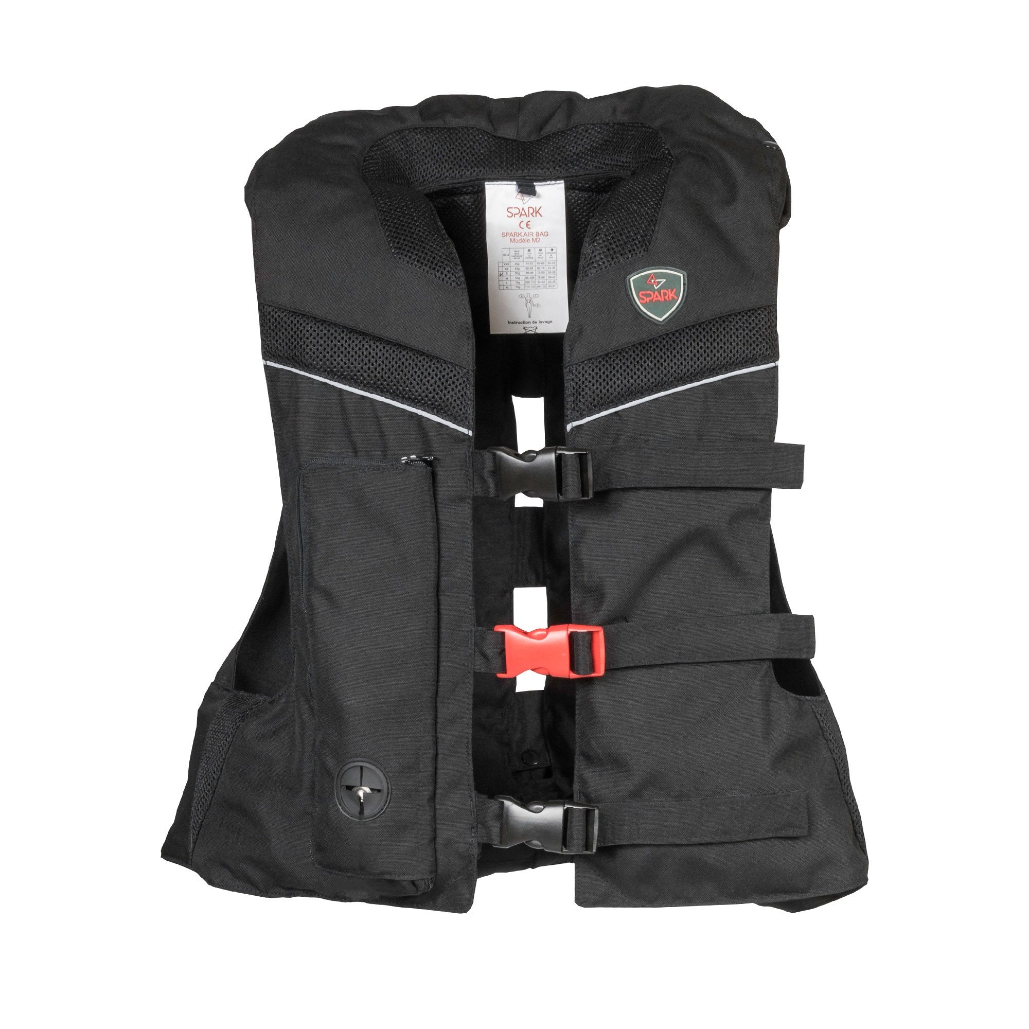 EQ3 Spark Air Vest - Back on Track Sverige (5300225507483)