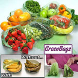 Green Grocery Bags