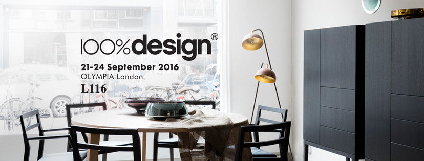 MINT goes to 100% Design London 2016