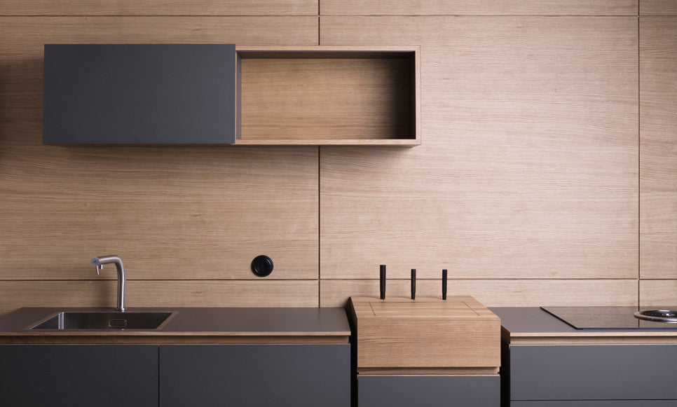 NEW modular kitchen by MINT