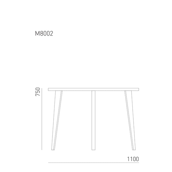table medium
