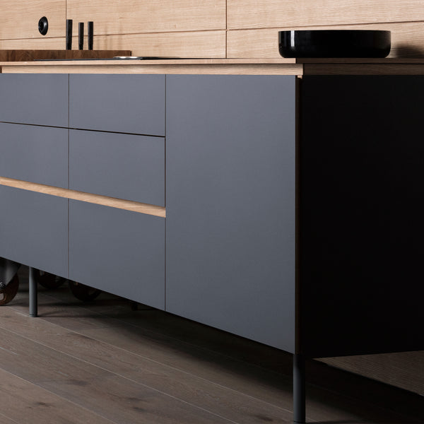 freestanding kitchen single module