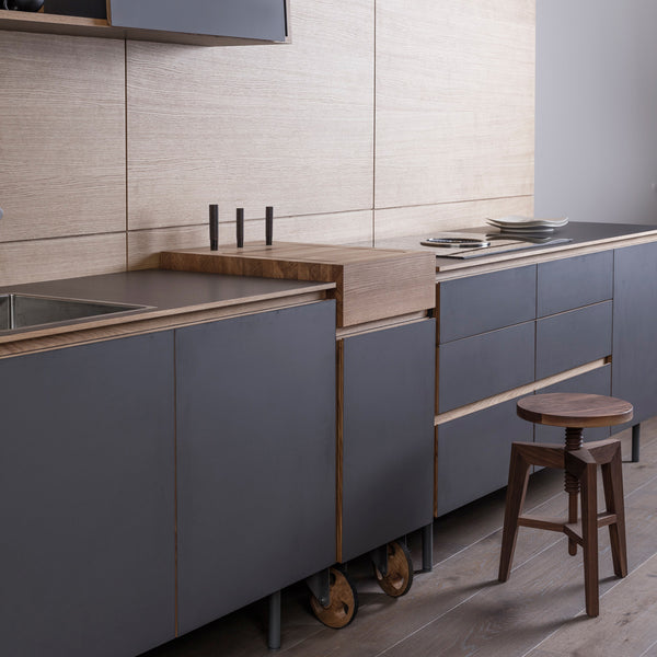 freestanding kitchen double module