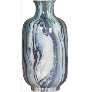 Azul Counter Vase