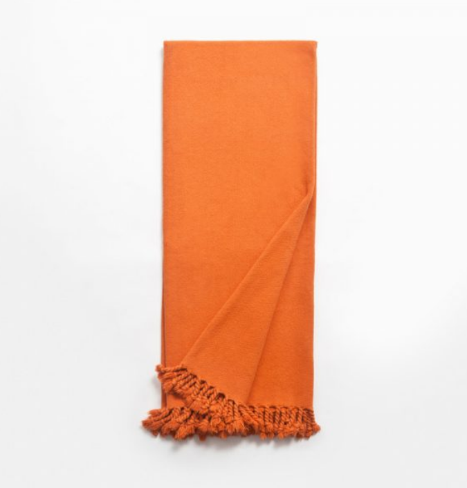 Amber Spice Throw