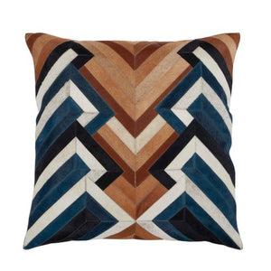 Mojave Hide Accent Pillow