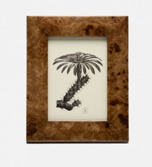luxury picture frame with print