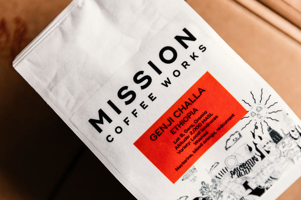 Meet the Roaster: Mission Coffee Works