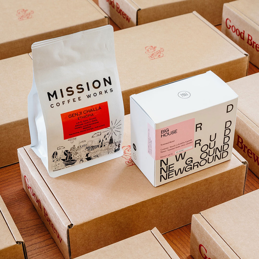 Good Brew Monthly Subscription November
