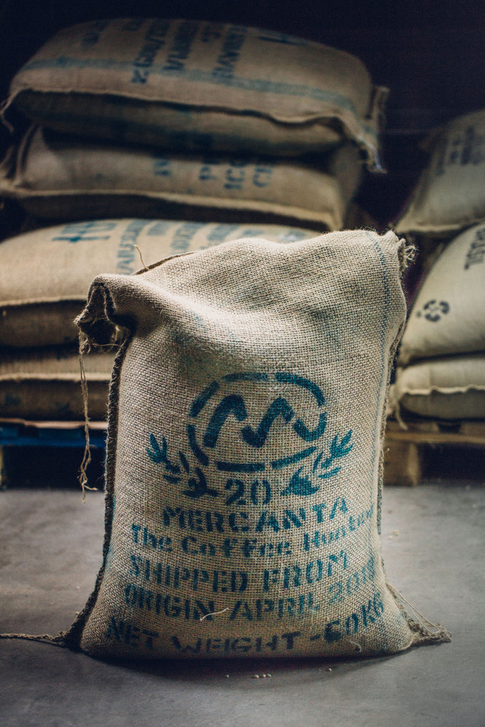 Clifton Coffee Roasters Bag