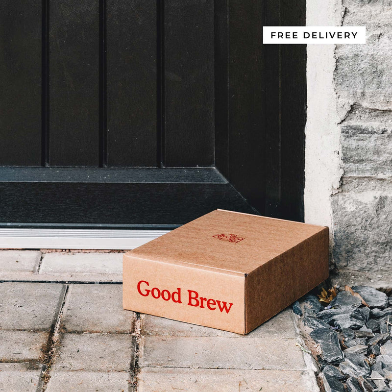 Good Brew Monthly Subscription