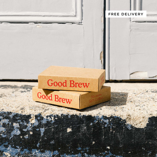 Good Brew Gift Subscription