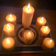 Candle wick testing