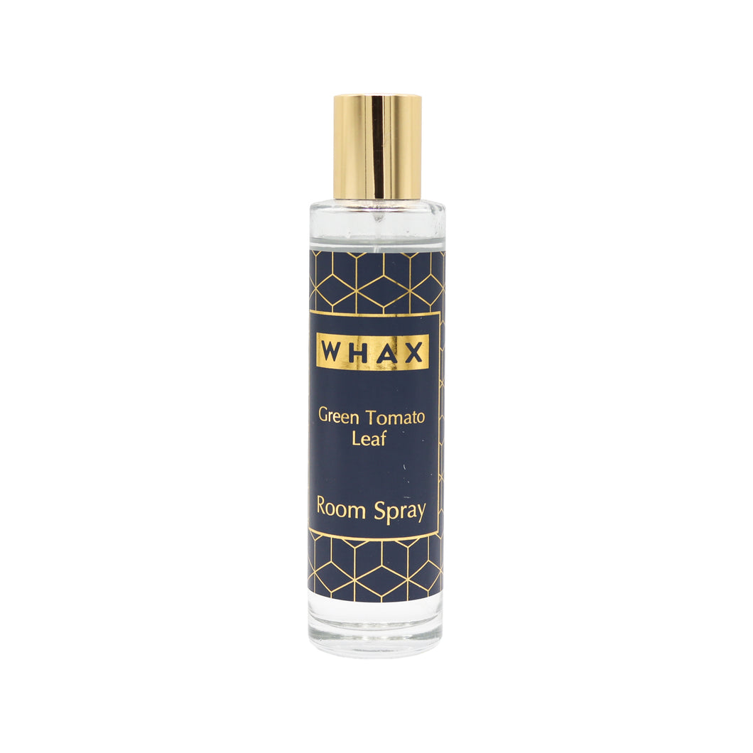 whax.co.uk | Green tomato leaf room spray | room mist