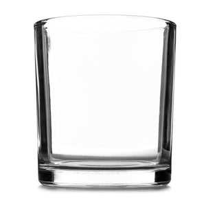 50cl tall clear glass container - box of 24