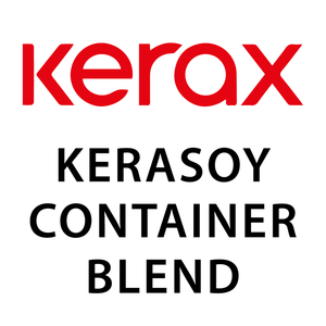 Kerax kerasoy container blend | soy wax | candle container blend wax | Kerax wax | British wax