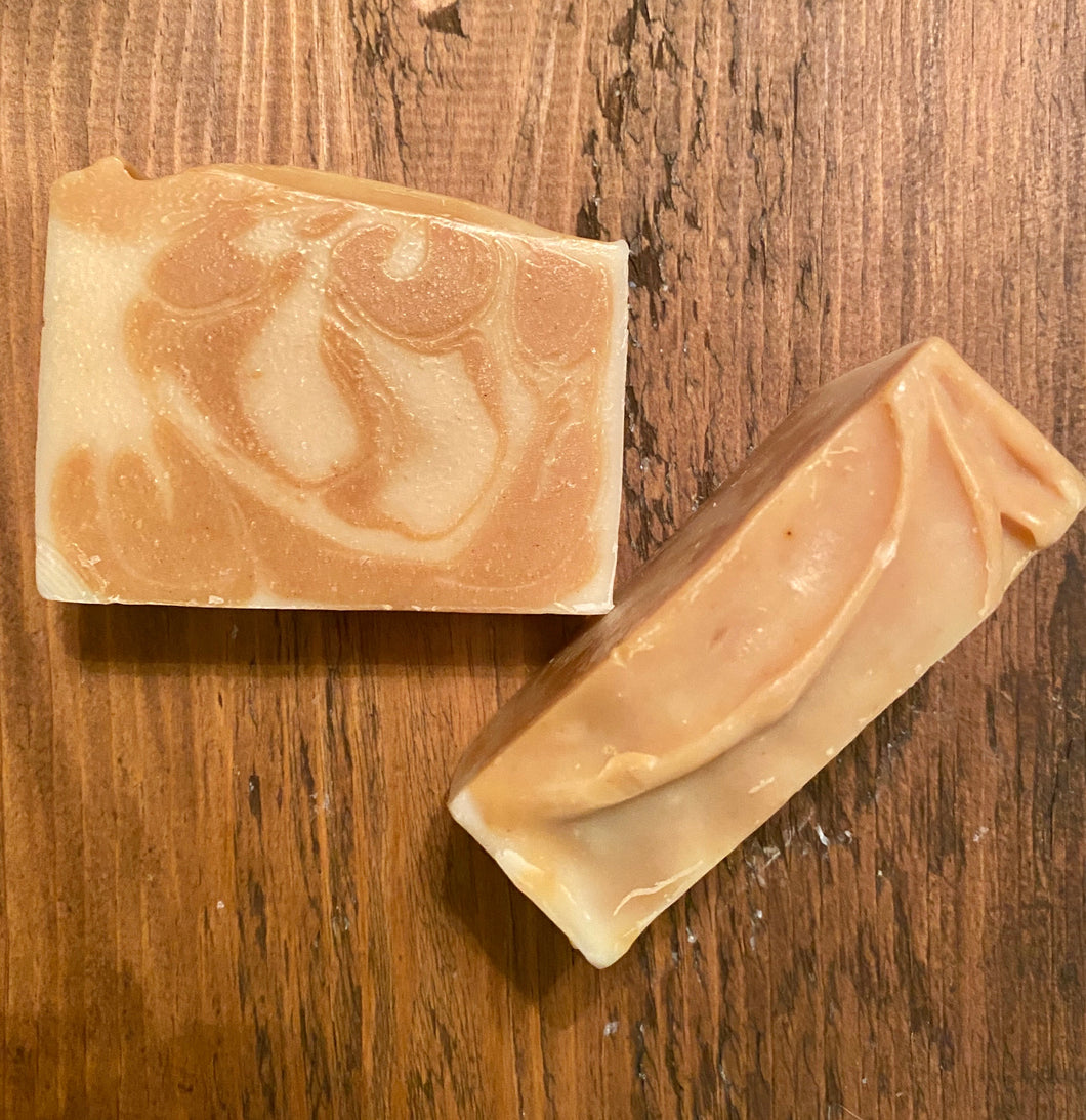 Turmeric and Honey soap