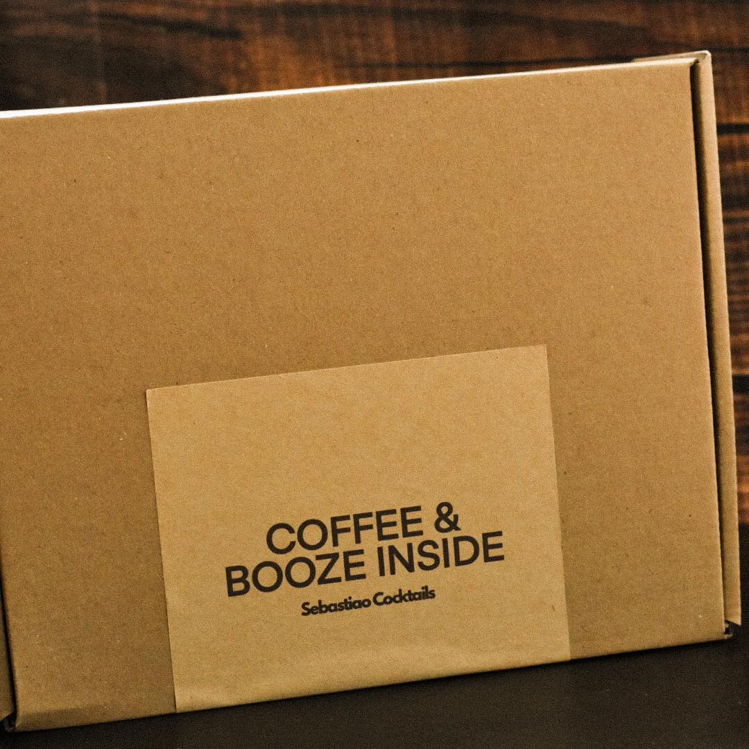 Coffee and Booze Party (3 cocktails set)