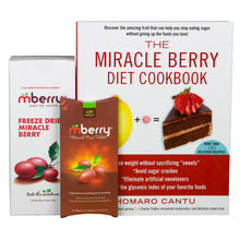Load image into Gallery viewer, mberry Miracle Fruit Bundle + Michelin-Chef Recipes