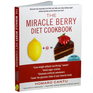 mberry Miracle Fruit Bundle + Michelin-Chef Recipes