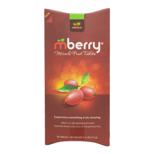 Load image into Gallery viewer, mberry Miracle Fruit Tablets (2 Pack)