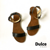 Dulce: everyday sandals by Hannah Sophia
