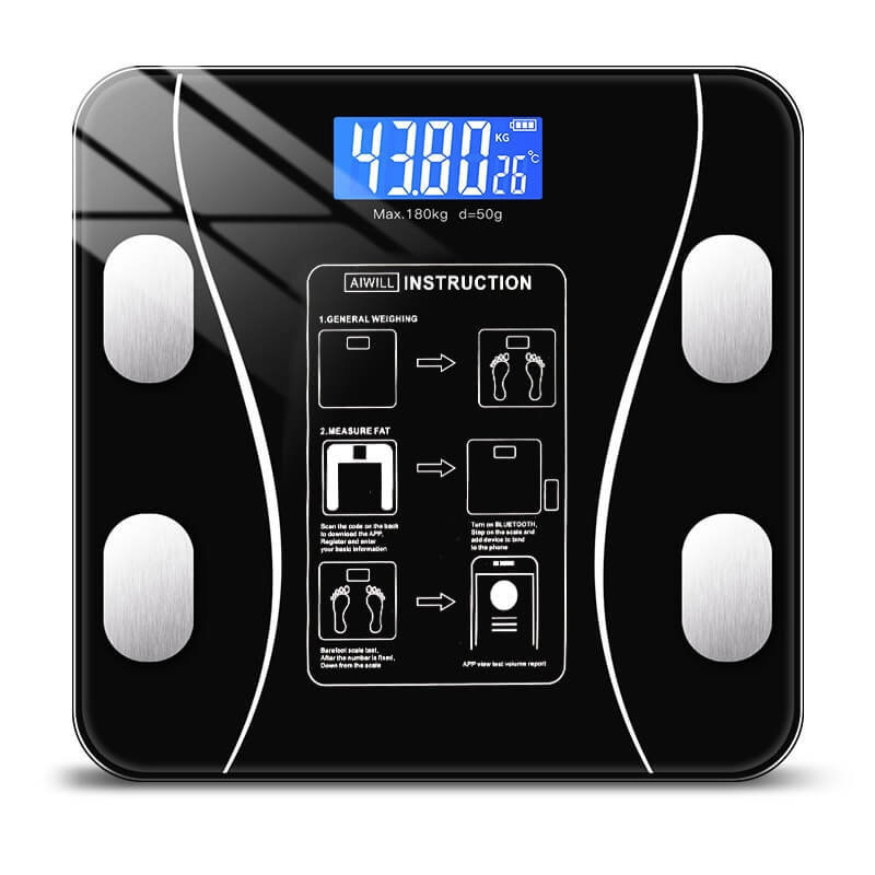 NIFTY FITNESS Smart Digital Body Fat Scale