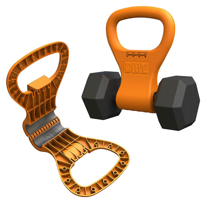 Kettlebell Dumbbell Attachment