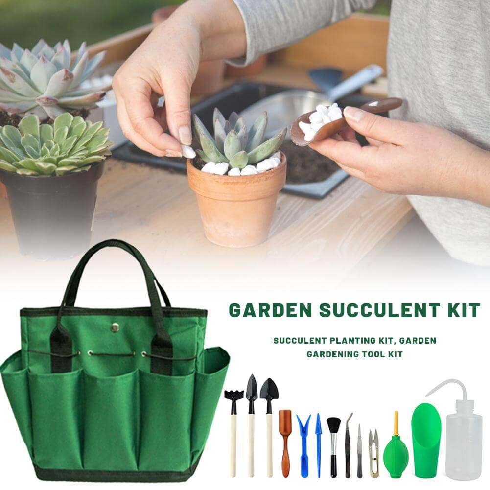Heavy Duty Gardening Tool Set