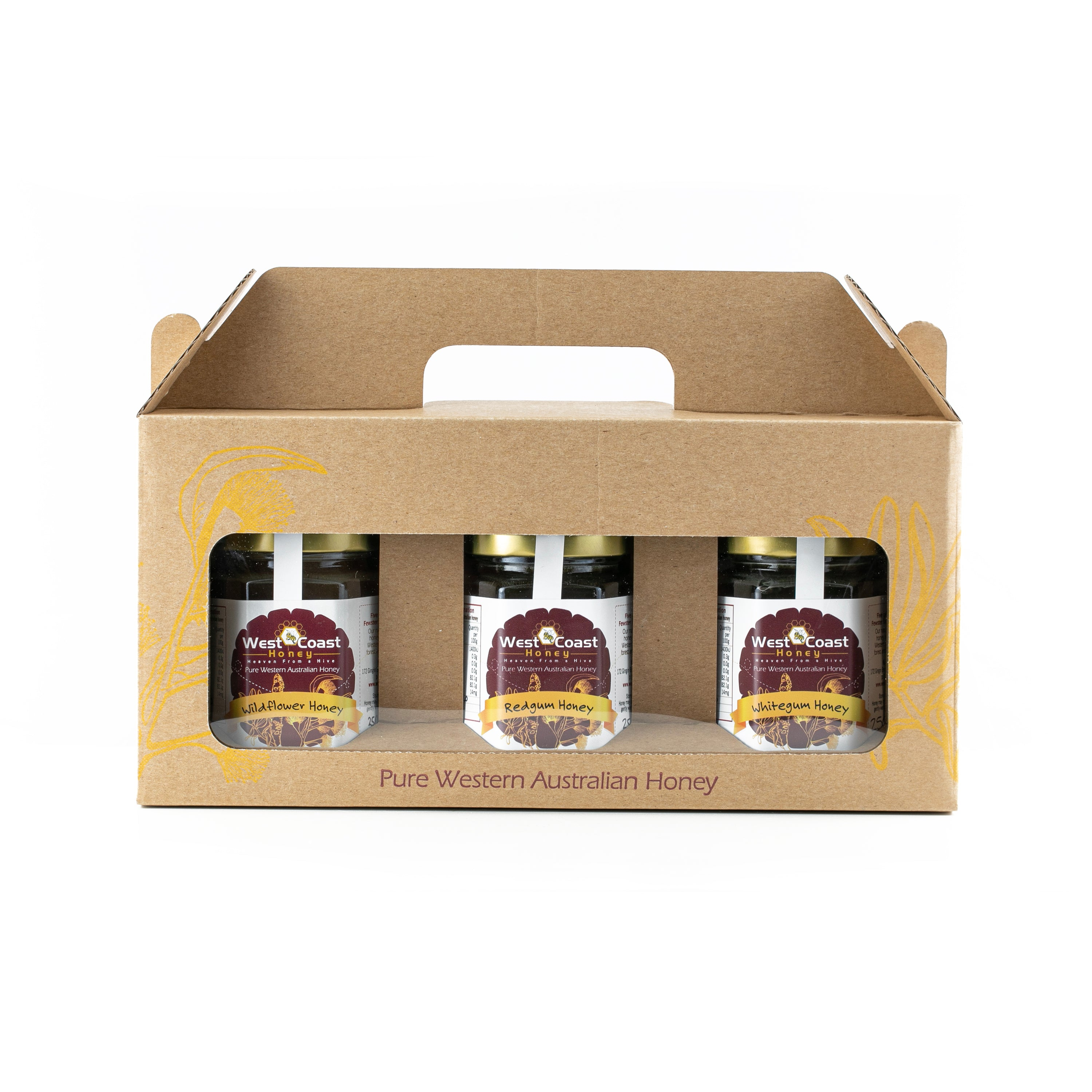Triple Honey Gift Pack
