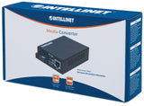 Convertisseur de support Fast Ethernet WDM bidirectionnel Packaging Image 2