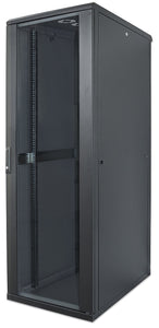 36U 800x800mm 19in. SILVER SERIES FLOOR-STANDING RACK & CABINET Image 1